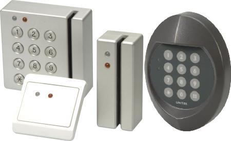 Unitek adgangskontrol berøringsfrie magnetlæsere