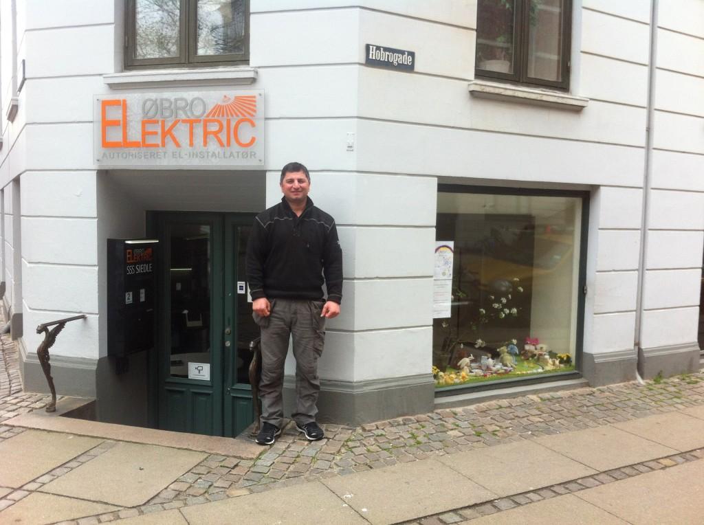 Øbro elektrik laver alle former for elektriske opgaver indenfor erhverv